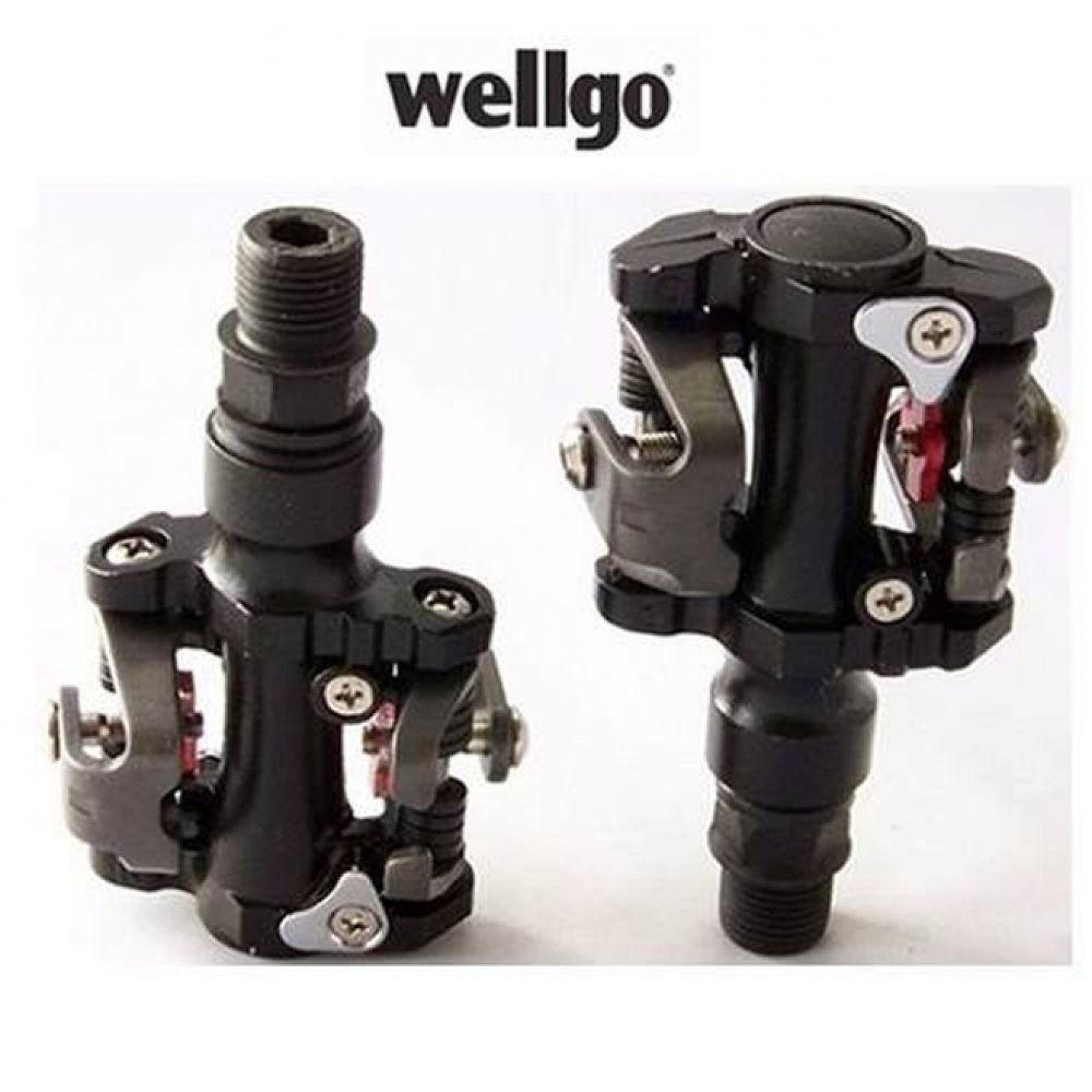Pedal Clip Sapatilha Wellgo M919