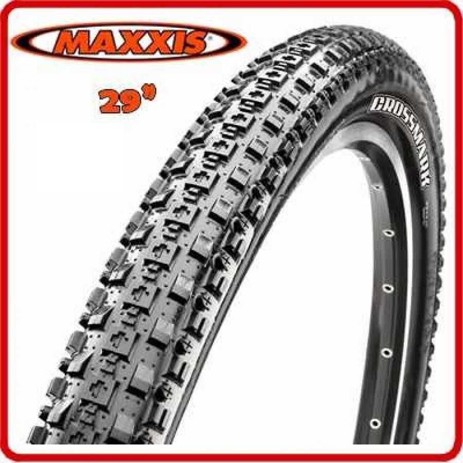 Pneu de bike 29 x 2.10 MAXXIS CROSSMARK dobrável - Kevlar