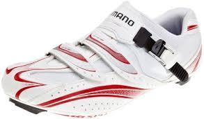 Sapatilha Ciclismo Shimano SH-R106 Branca