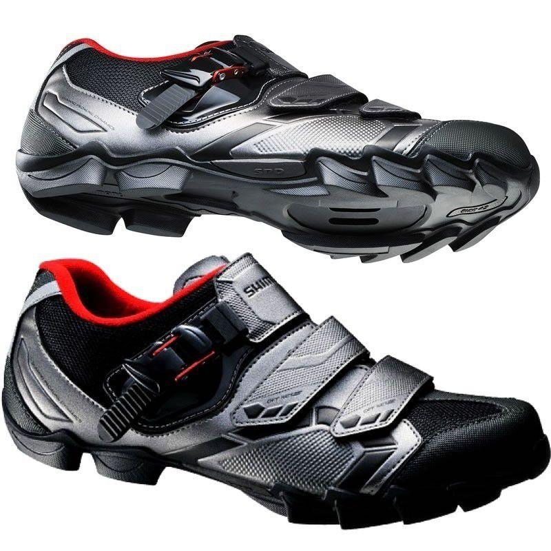 Sapatilha Shimano MTB SH-MO88S Silver-Black