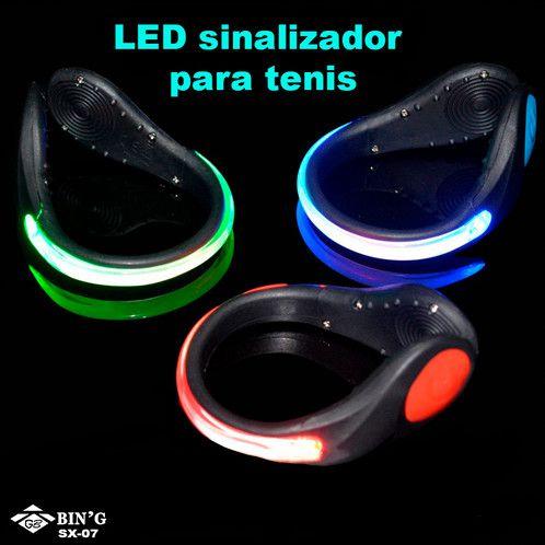 SINALIZADOR CLIPS DE SEGURANÇA - SAFETY LIGHT LL81810