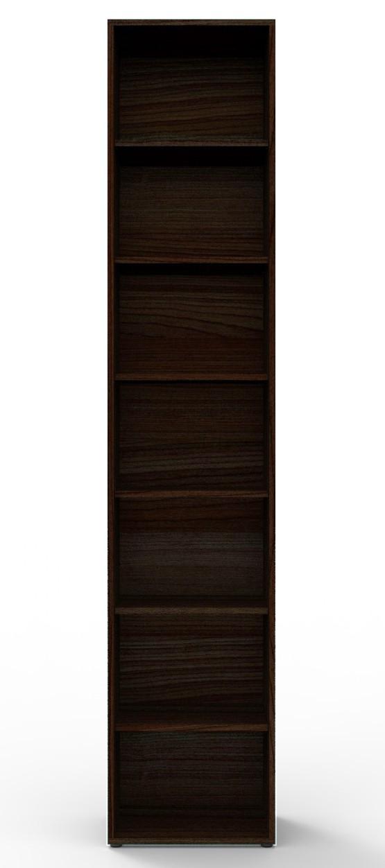 Estante biblioteca para livros 2010x410x280 mm bookcase tabaco