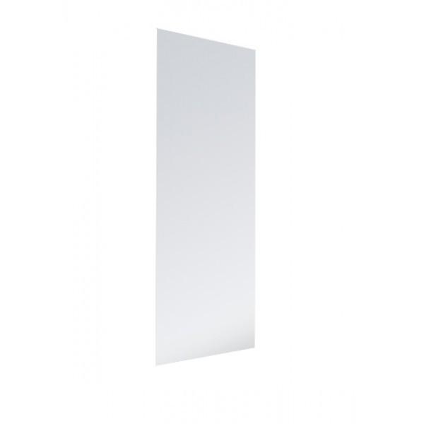 Uma Porta de Vidro para o produto Estante para VINIL/LIVROS/MULTI - 1PV-VN