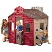 Casinha Infantil Cidade Vermelha