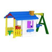 Casinha Infantil de Campo com Kit Fly