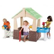 Casinha Infantil Jardim Deluxe