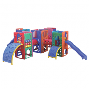 Playground de Plástico Big Kids Plus