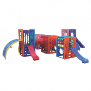 Playground de Plástico Big Mix