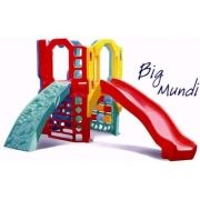 Playground de Plástico Big Mundi