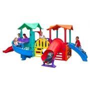 Playground de Plástico Climber Funny