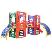 Playground de Plástico Double Mount Pass