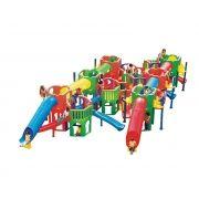 Playground de Plástico GlobalPlay