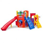 Playground de Plástico Multiplay  Petit + Play House