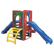 Playground de Plástico Play Kids Plus versão I