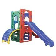 Playground de Plástico Play Luxo Mount