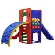 Playground de Plástico Play Luxo Mount Versão II