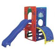 Playground de Plástico Play Mount Versão II