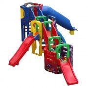 Playground de Plástico Polaris Festa
