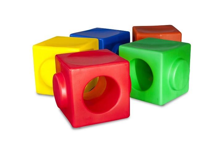 Banco Infantil Puzzle