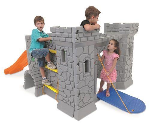 Casinha Infantil Castelo Medieval