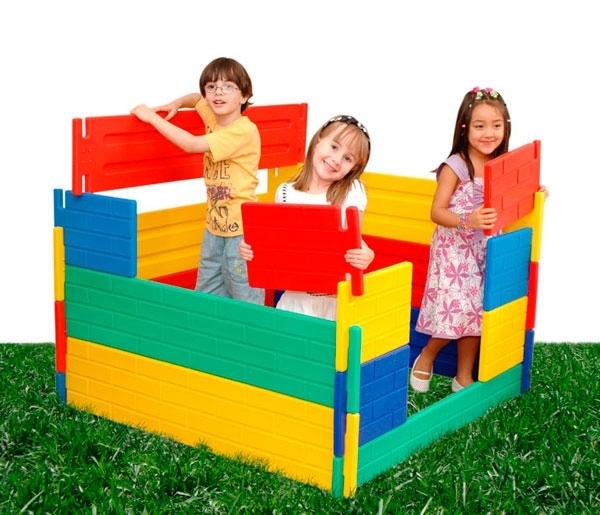 Casinha Infantil de Montar