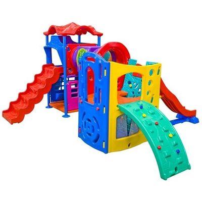 Playground de Plástico Adventure Absolute