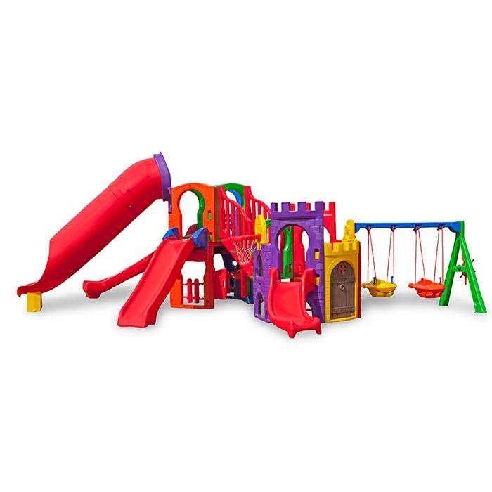 Playground de Plástico Aquarius Petit