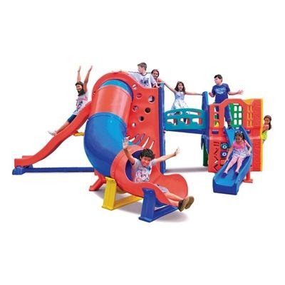 Playground de Plástico Big Mundi Adventure