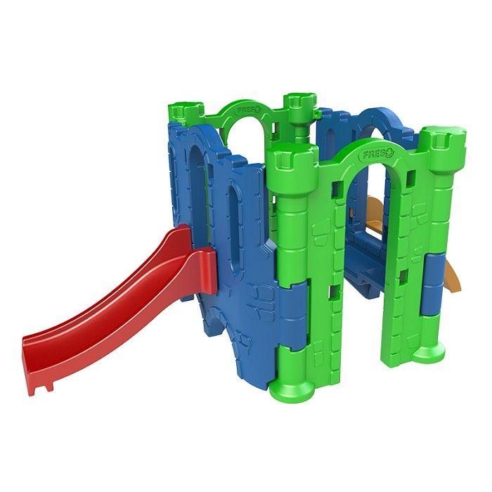 Playground de Plástico Castelo Petit