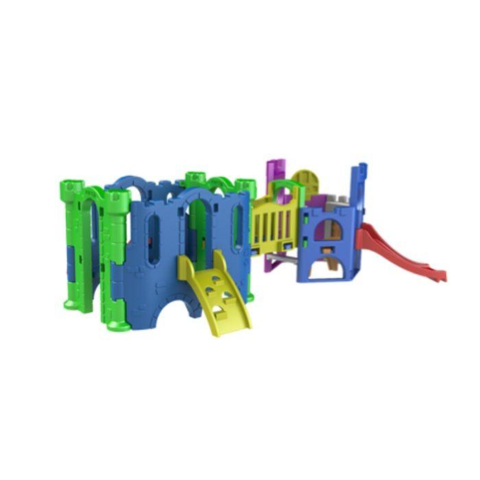 Playground de Plástico Castelo Petit + Petit Play