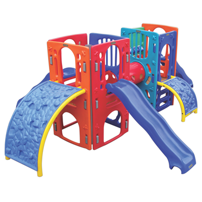 Playground de Plástico Double Max Mount