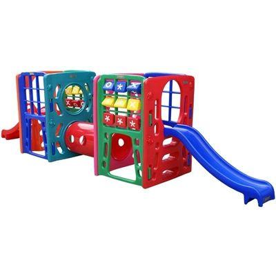 Playground de Plástico Double Minore