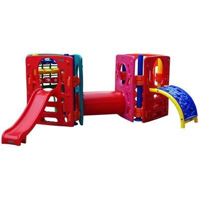 Playground de Plástico Double Minore Triangular