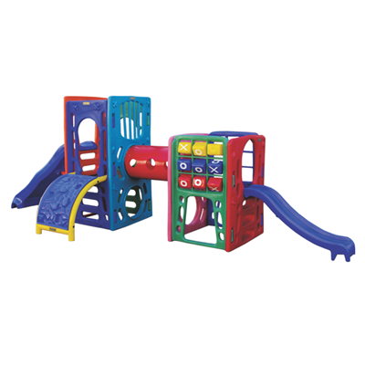Playground de Plástico Double Mix Mount
