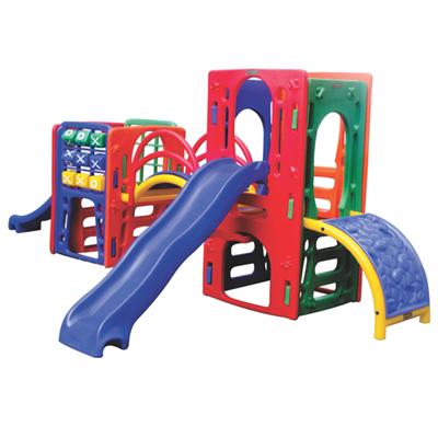 Playground de Plástico Double Mix Pass