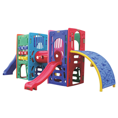 Playground de Plástico Double Mount