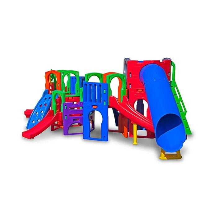 Playground de Plástico Exclusive