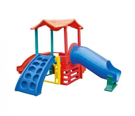 Playground de Plástico Funny