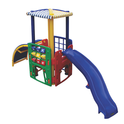 Playground de Plástico Home Mix