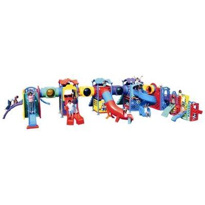 Playground de Plástico Infinity