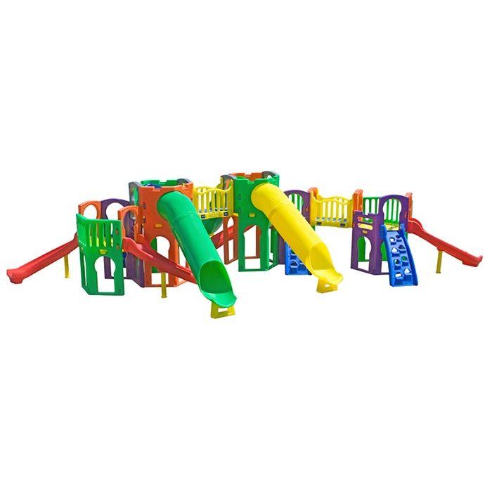 Playground de Plástico Matrix