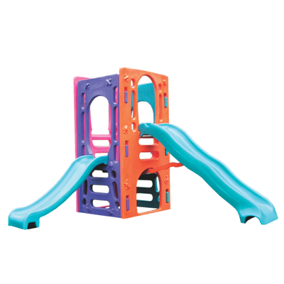 Playground de Plástico Play Kids Luxo