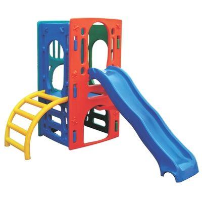 Playground de Plástico Play Kids Luxo Plus  Versão II