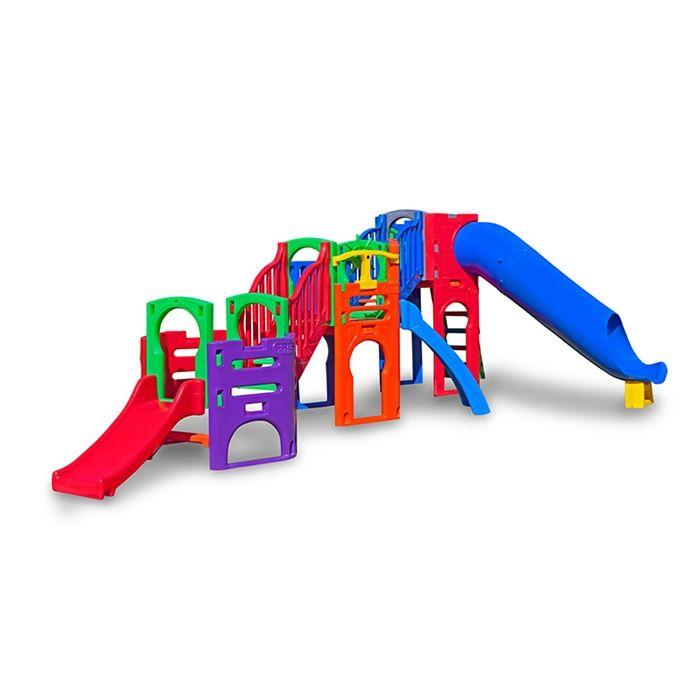 Playground de Plástico Polaris