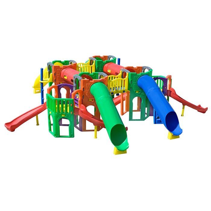 Playground de Plástico Sprinter