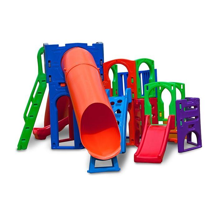 Playground de Plástico Supremo