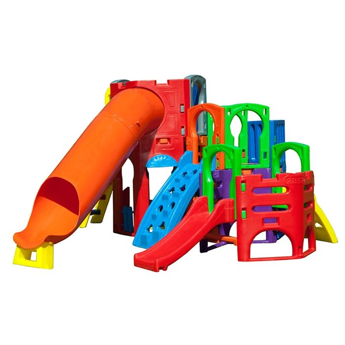 Playground de Plástico Supremo Play House