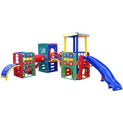 Playground de Plástico Three Home Mix Pass