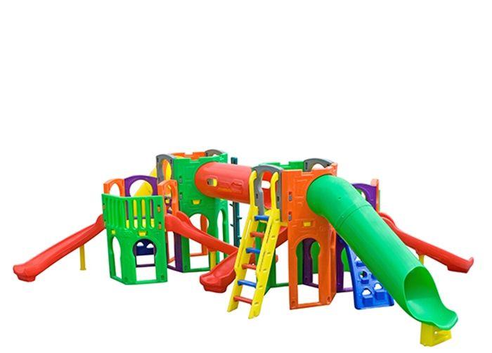 Playground de Plastico Splendor