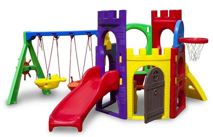 Playground Infantil Petit Play com Balanço